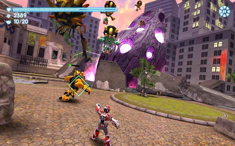 Playworld Superheroes