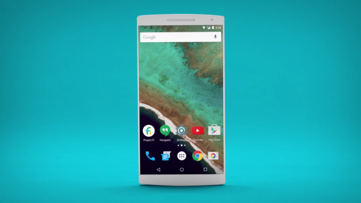 The Unlikely 2nd-Gen Nexus 5 Shows Its Face In Google's Promo Video