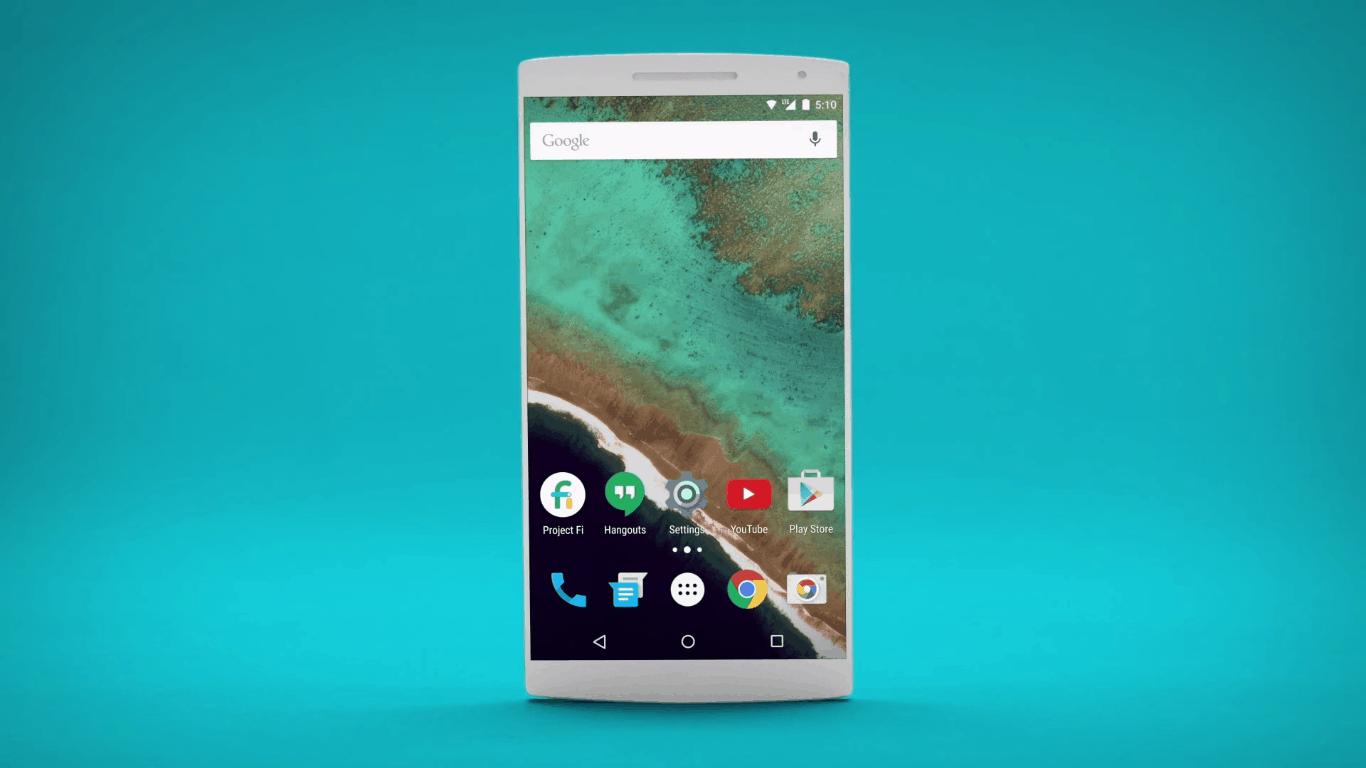 Project Fi render, unlikely 2nd-gen Nexus 5