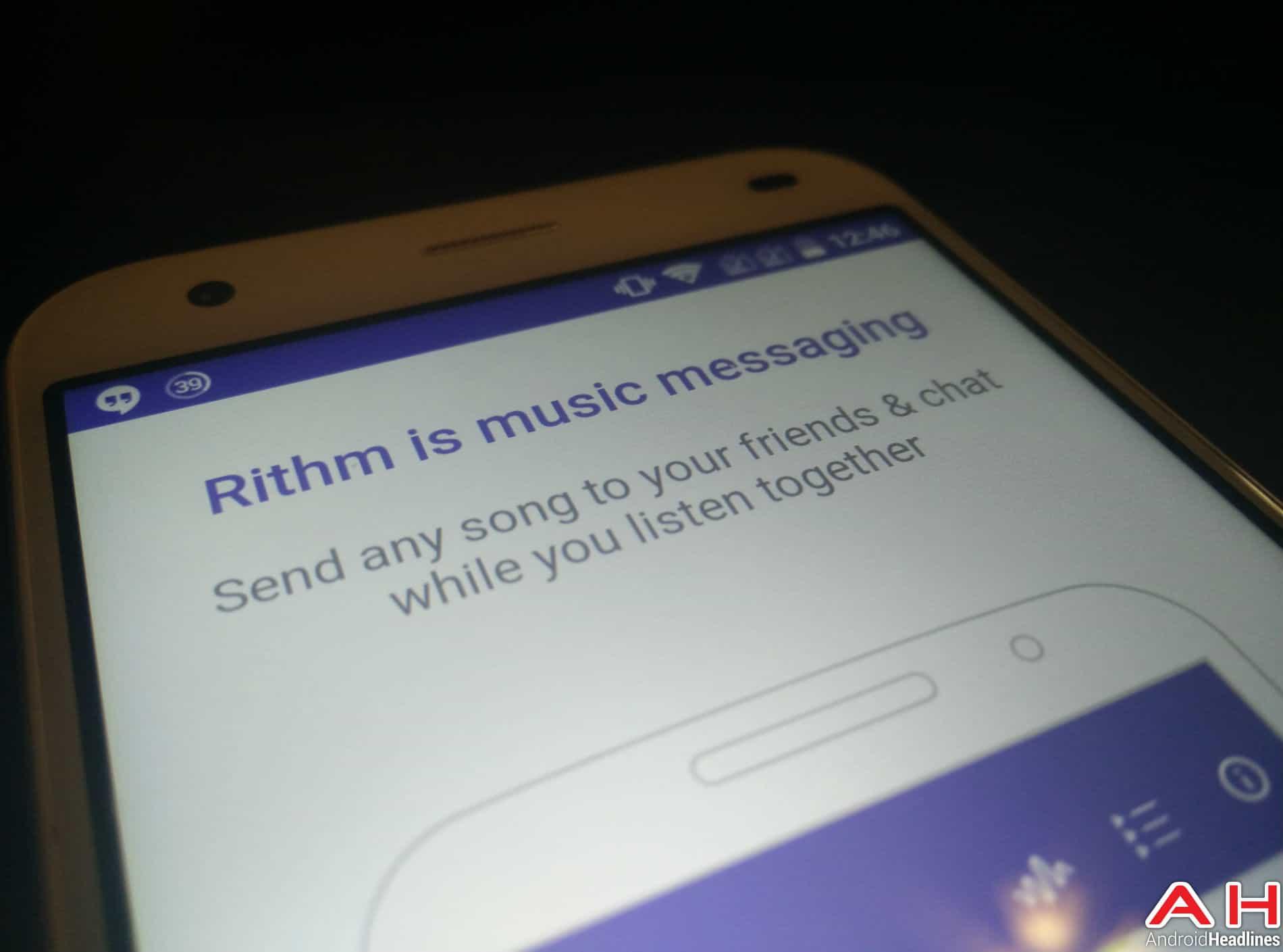 Rithm AH