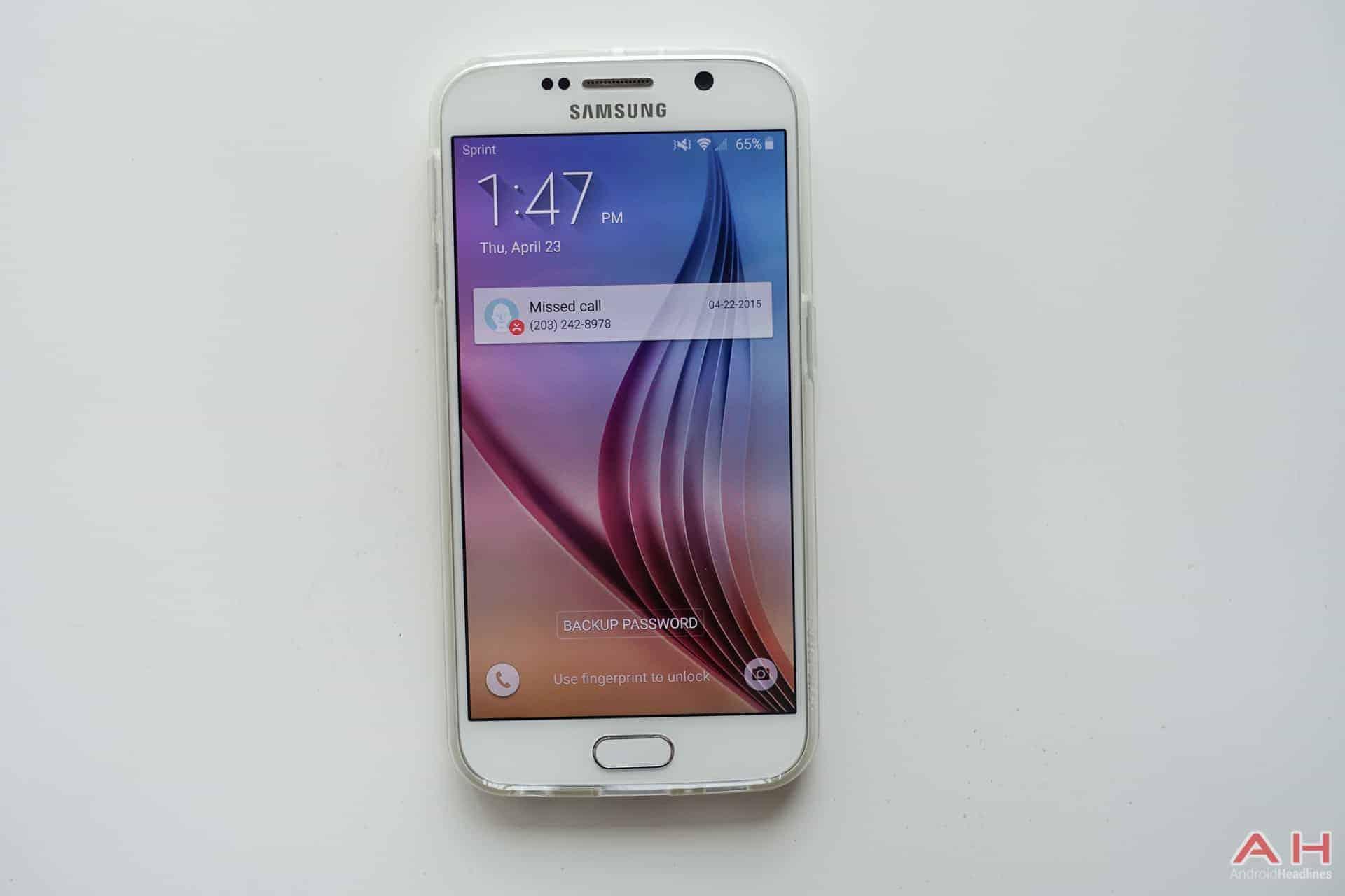 Samsung Galaxy S6 Verus Crystal Light Case AH 3