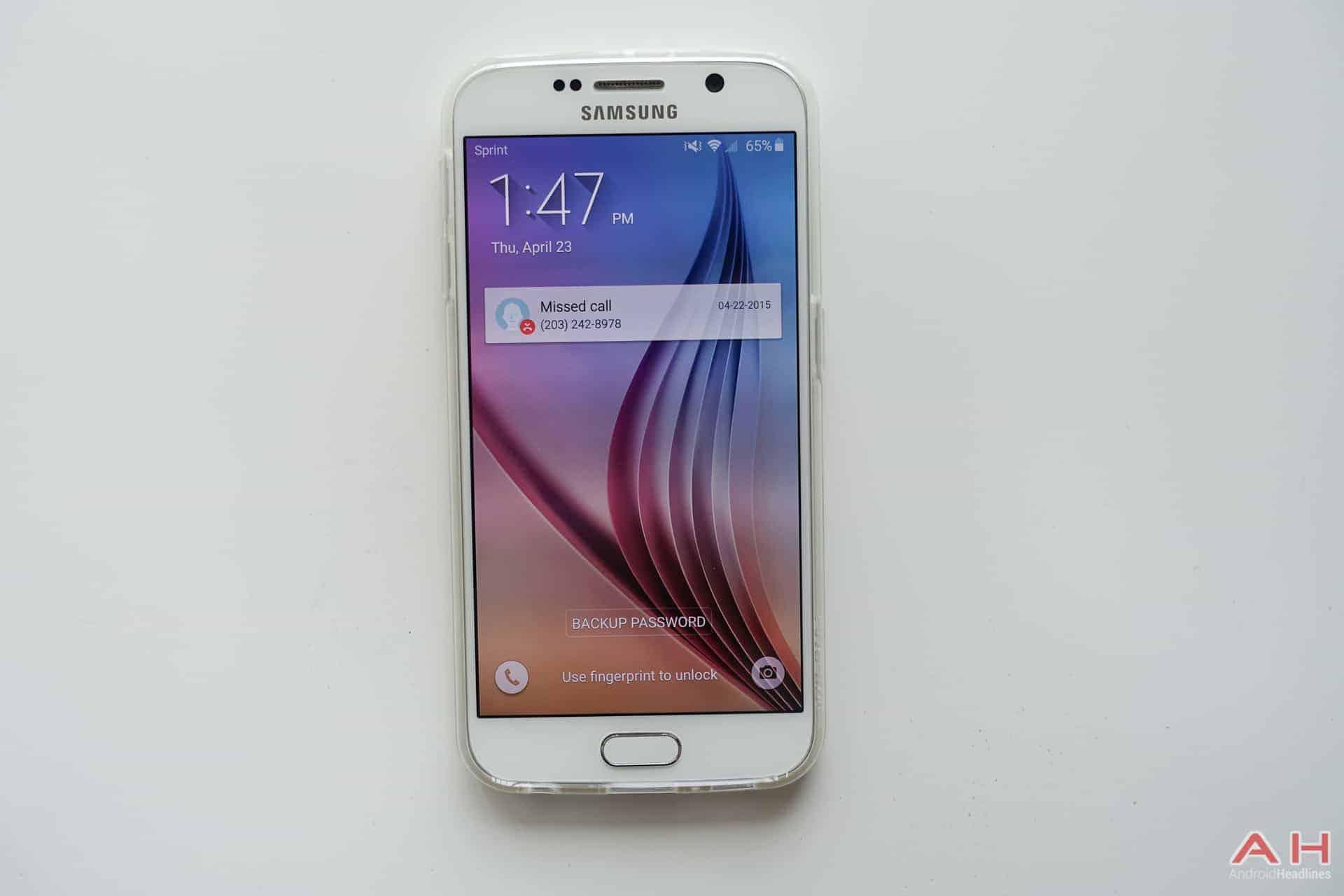 Samsung Galaxy S6 Verus Crystal Light Case AH 4