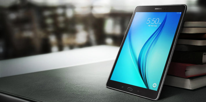 Samsung Unveils 9.7″ Galaxy Tab A Tablets In Asia, Featuring A Snapdragon 410 SoC And An S Pen Stylus