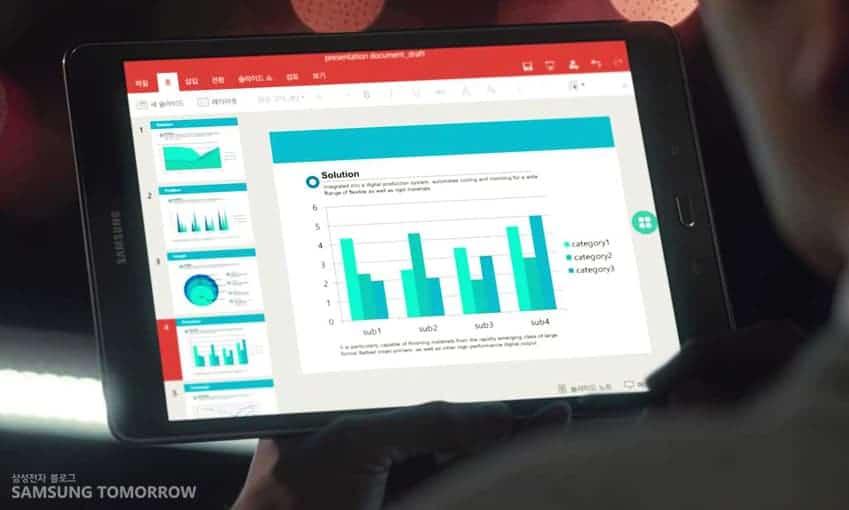 Samsung Galaxy Tab A 9.7 4