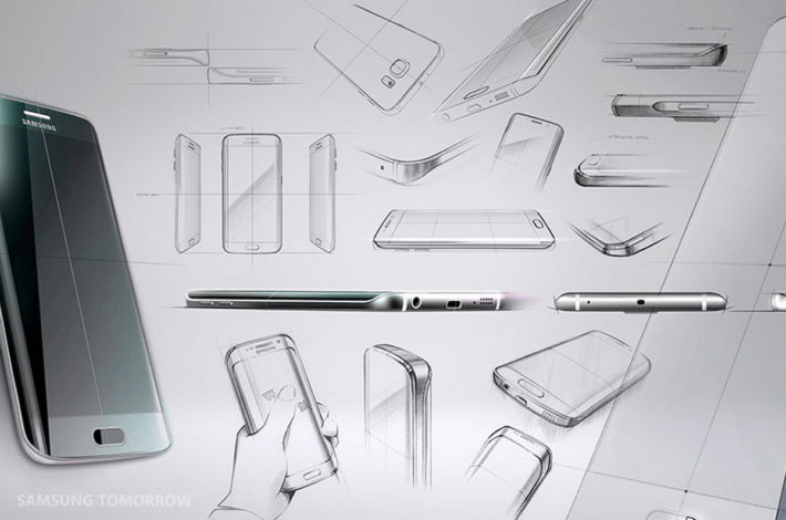 Samsung Galaxy S6: How the Design was Born and Developed