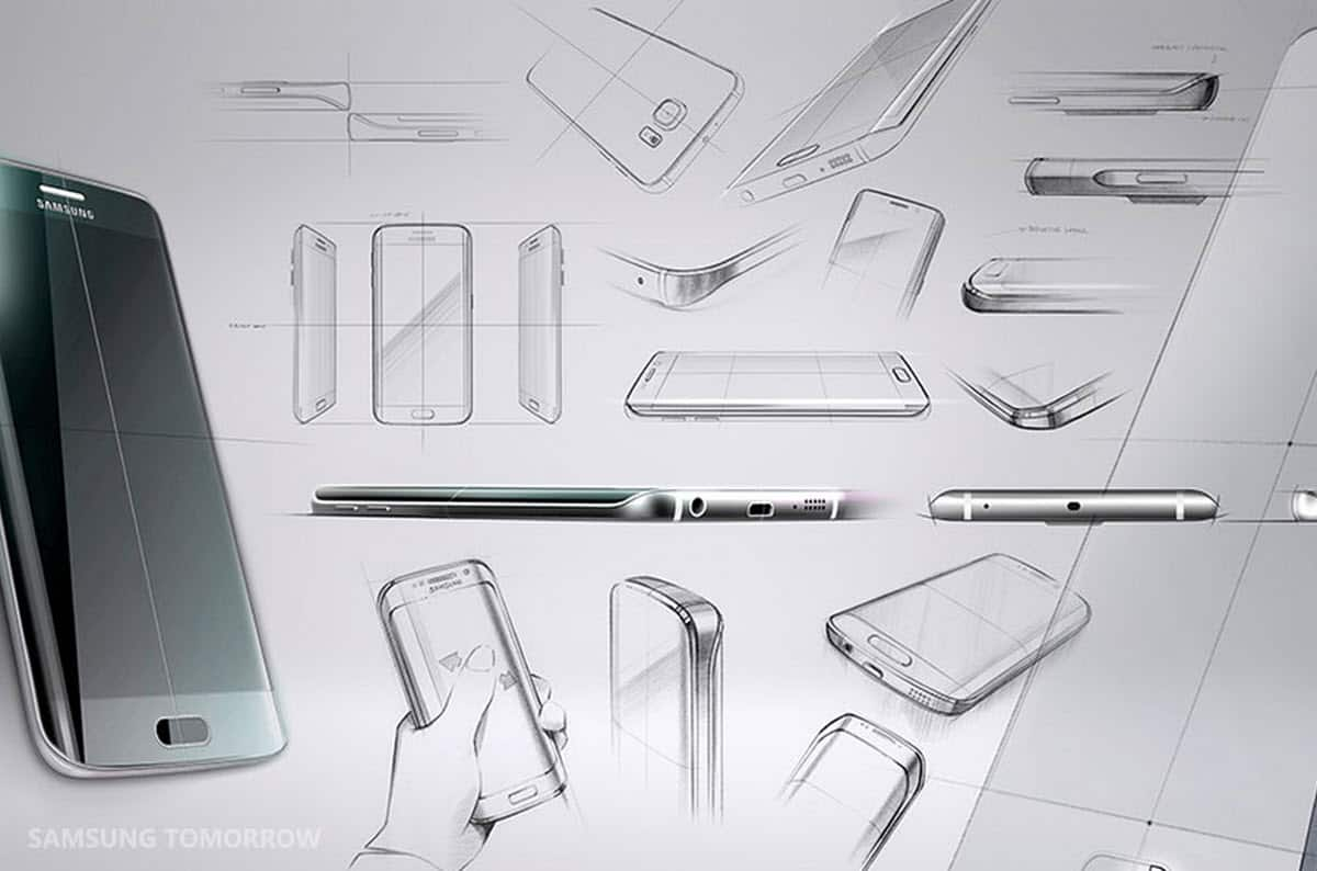 Samsung S6 Design and Product