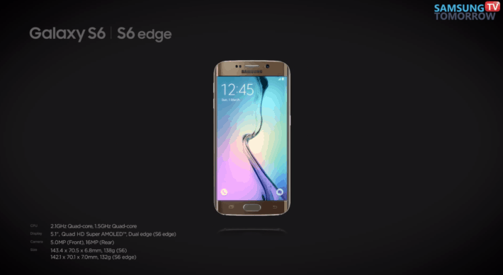 Samsung Publishes Video Taking a Stroll Through the History of the Galaxy S