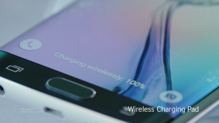 Samsung's Latest Galaxy S6 Promo Video Released And Focuses On The Charging Benefits