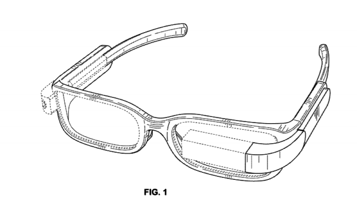 Latest Google Glass Patent Shows What The Next Version Of Glass Might Be Like