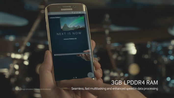"Two More Samsung ""Smartphone Of Your Dreams"" Galaxy S6 And S6 Edge Promotional Videos Surface"