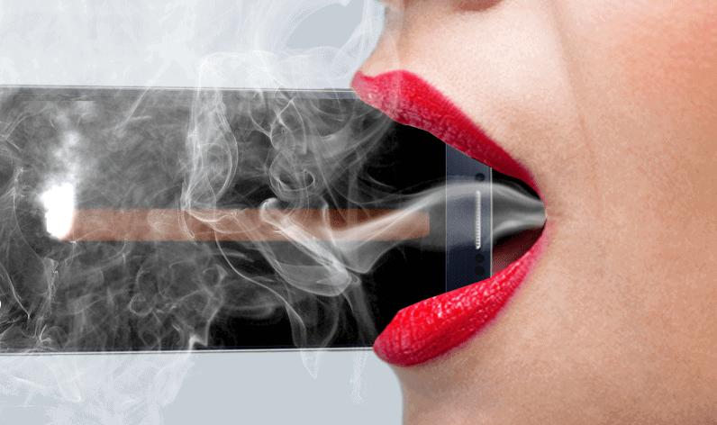 Smoke Cigar Free