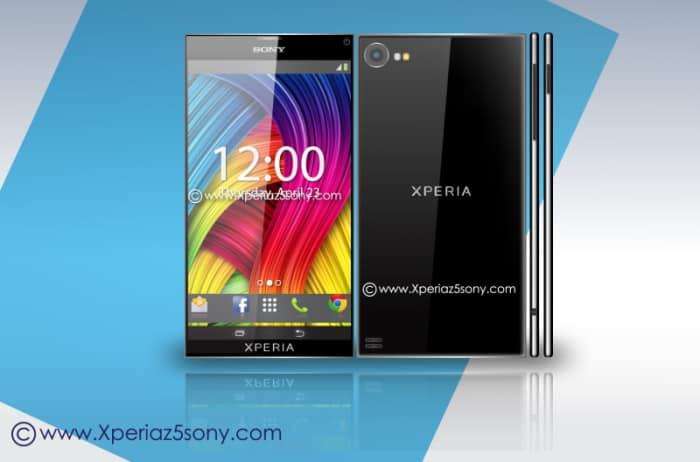 Sony Xperia Z5 concept_3