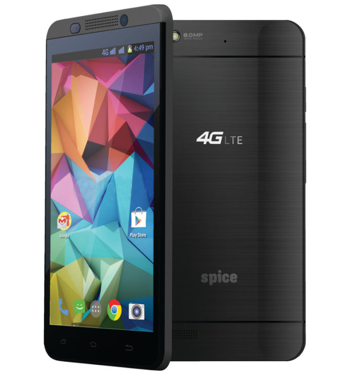 Spice Stellar 519 Gets Announced In India; 8MP Camera And 4G LTE Connectivity For Rs. 8,499 ($134)