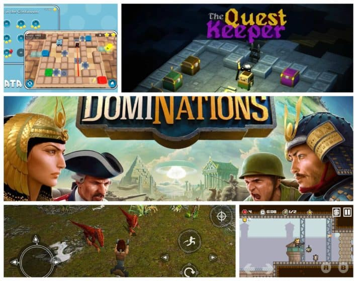 Top New Android Games Of The Week – April 3rd Edition