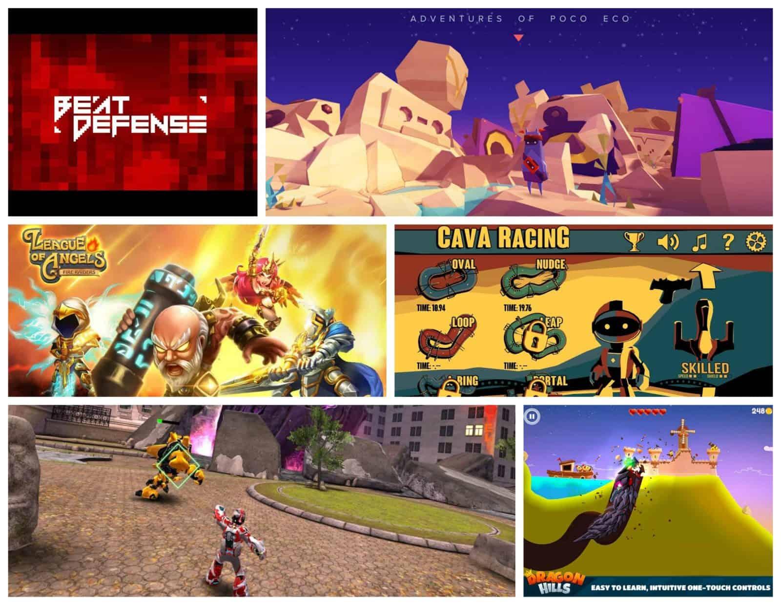 Top Games April 10