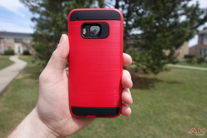 Featured Review: Verus Verge Case for the HTC One M9