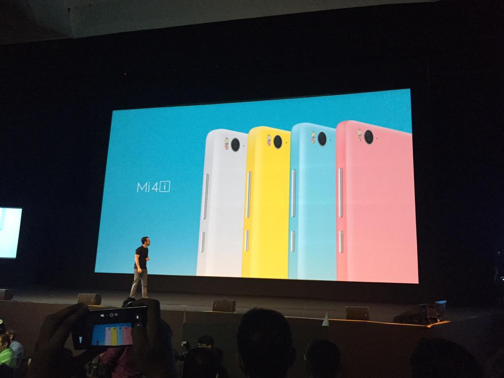 Xiaomi Mi 4i 5