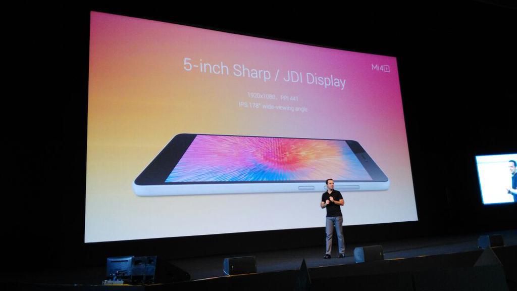 Xiaomi Mi 4i 9