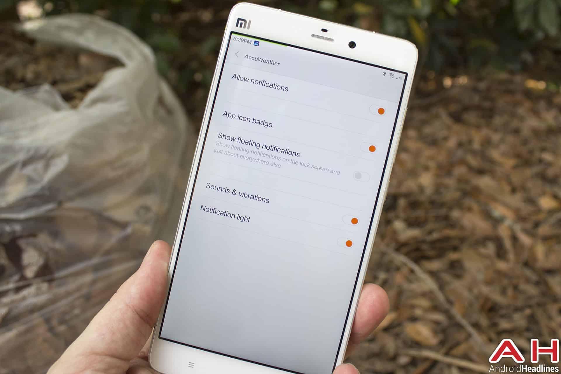 Xiaomi Mi Note Bamboo soft 2