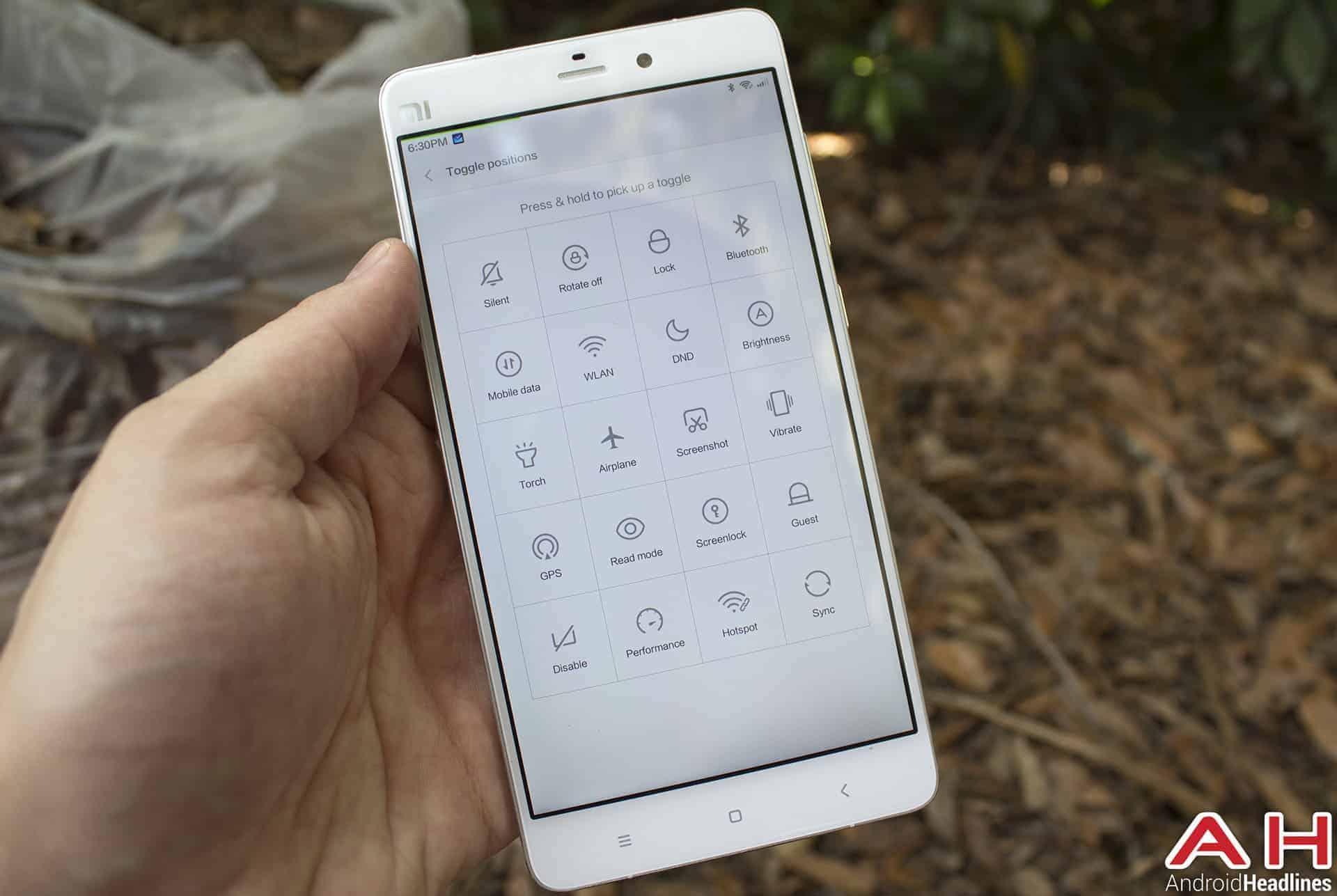 Xiaomi Mi Note Bamboo soft 3