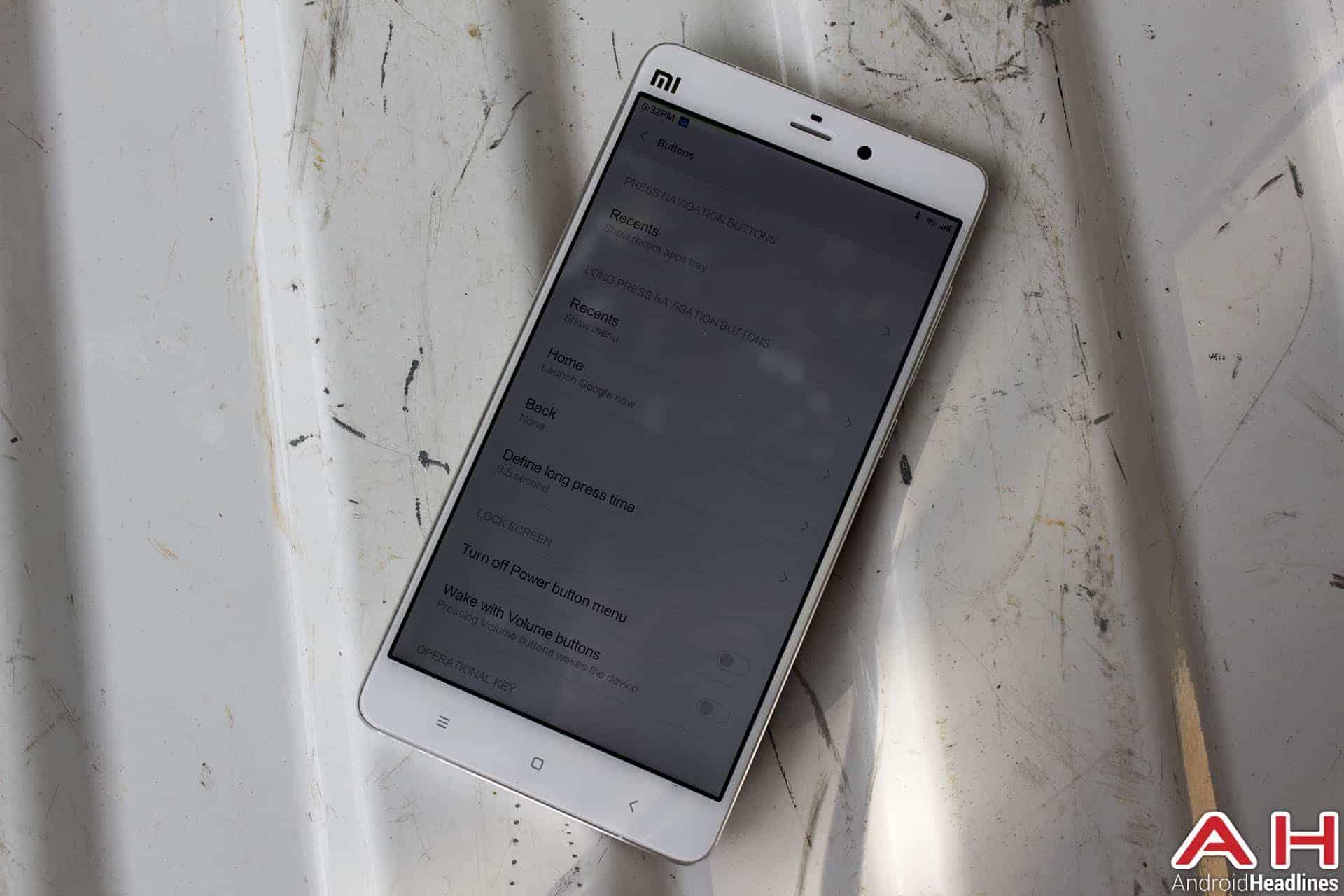 Xiaomi Mi Note Bamboo soft 6