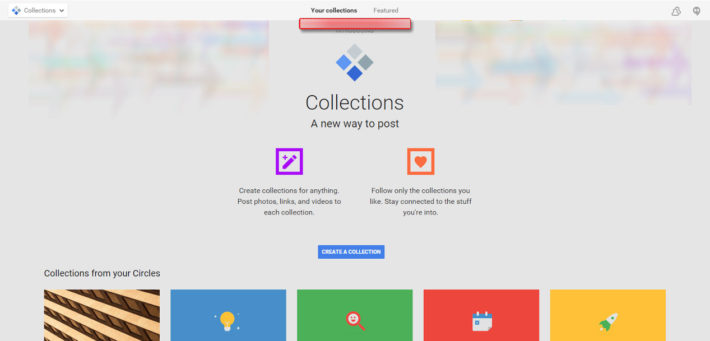 """A New Feature Called """"Collections"""" May Be Coming To Your Google + Feed In The Future"""