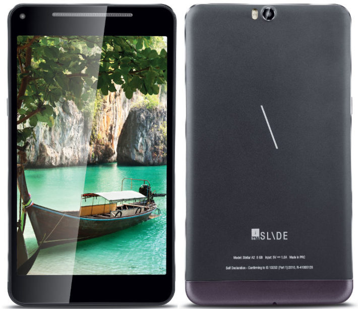 iBall Slide Stellar A2 Is A New Mid-Range Tablet For The Indian Market Priced At Rs. 11,999 ($191)