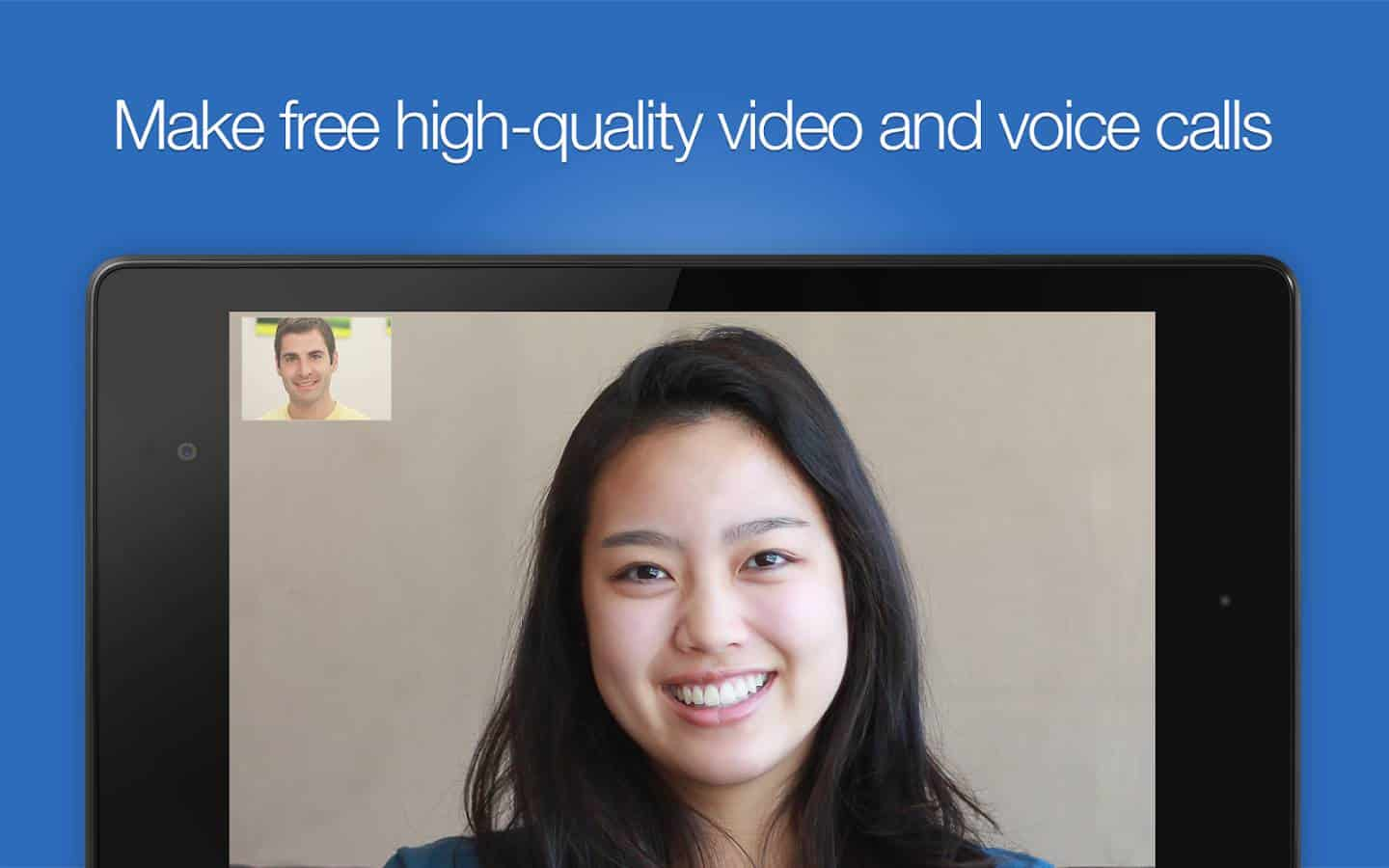 best video calling app for android 2015