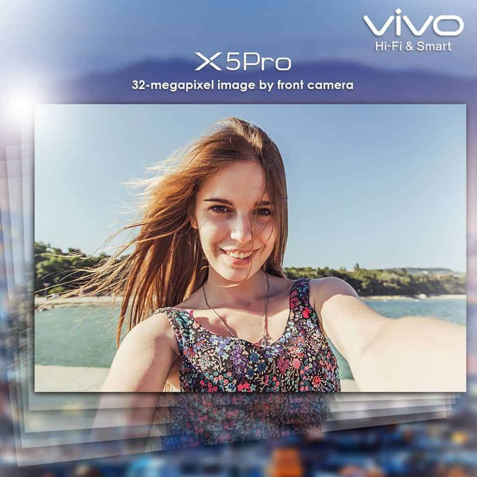 vivo x5 pro teaser 32 mp camera