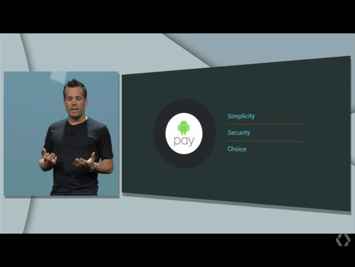 Android Pay Officially Announced During I/O 15