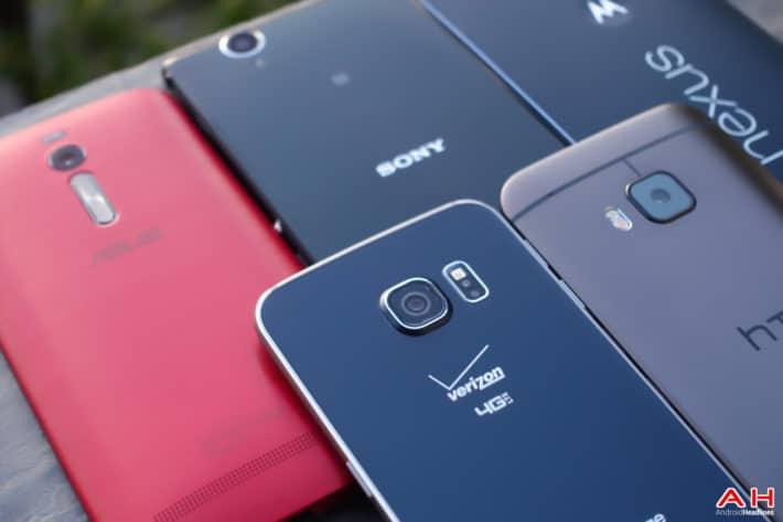 AH AH Android Samrtphones Nexus Samsung Galaxy S6 HTC One M9 Sony OEM logos 21 May 3rd Batch 2 8