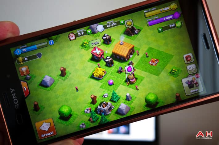 Supercell Makes $5 Million Per Day Off Clash Of Clans