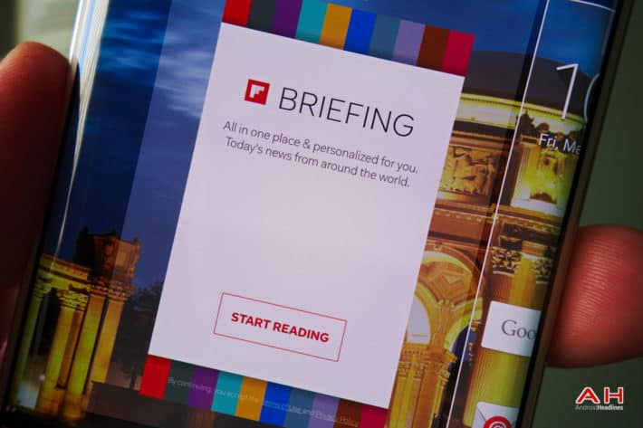 Android How-To: Disable 'Briefing' News Reader On The Galaxy S6 And Galaxy S6 Edge