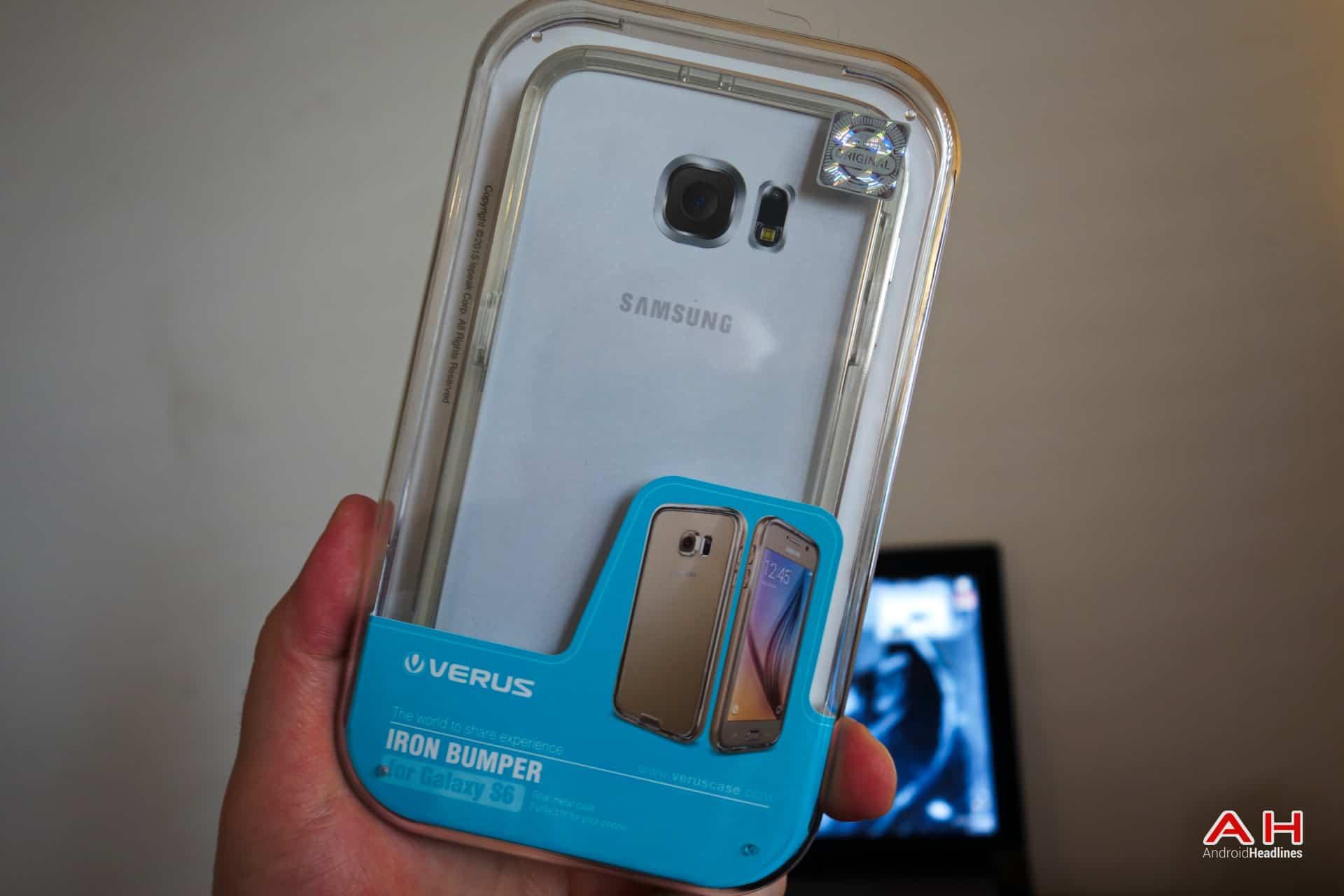 AH Galaxy S6 Verus Iron Bumper 2 1