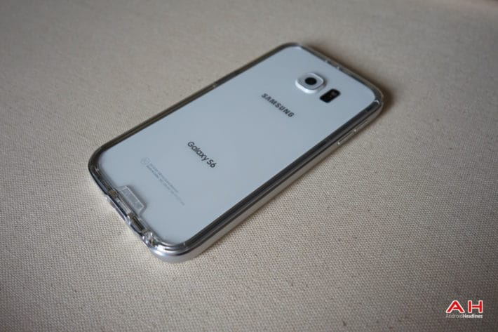 Featured Review: Verus Iron Bumper Case For The Galaxy S6