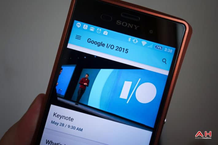 AH Weekly Poll: What About Google I/O Has You Most Excited?