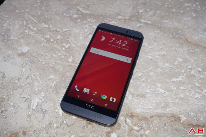 HTC One M9 Developer Edition Gets Cam Fix W/Android 5.1
