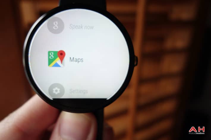 Google Maps API Lands On Android Wear