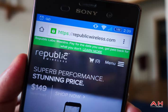 Republic Wireless Now Refunds For Unused Cell Data