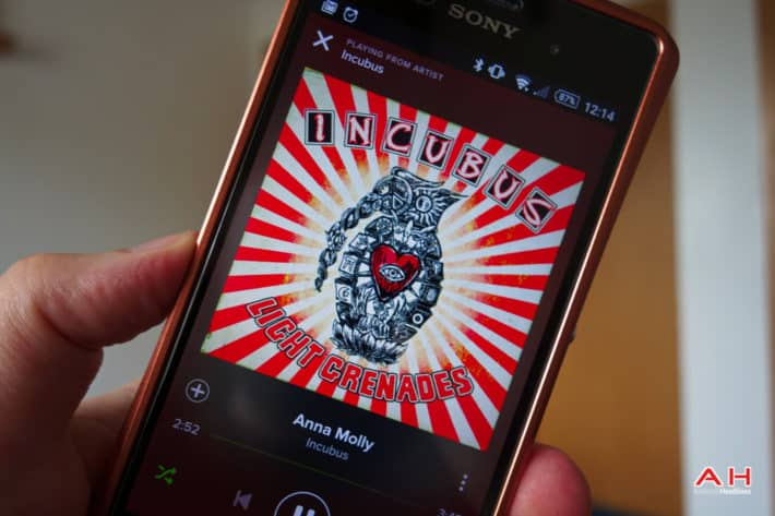Spotify's Video Capsule Excluded From T-Mobile's Music Freedom
