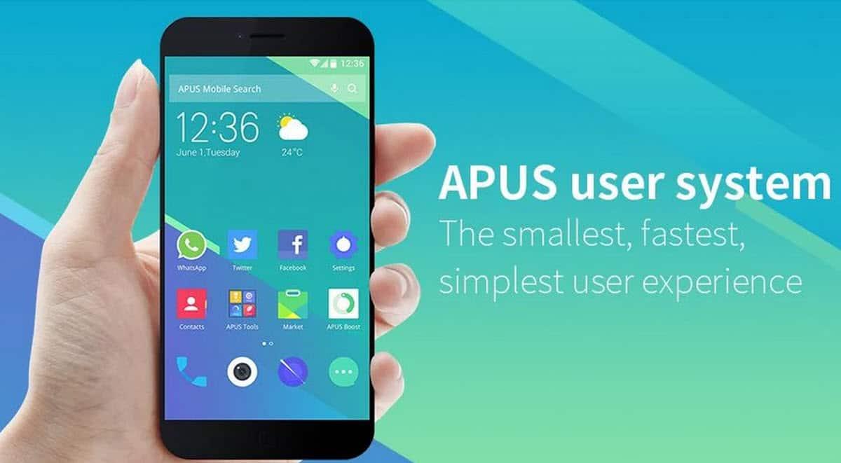 APUS Launcher 1