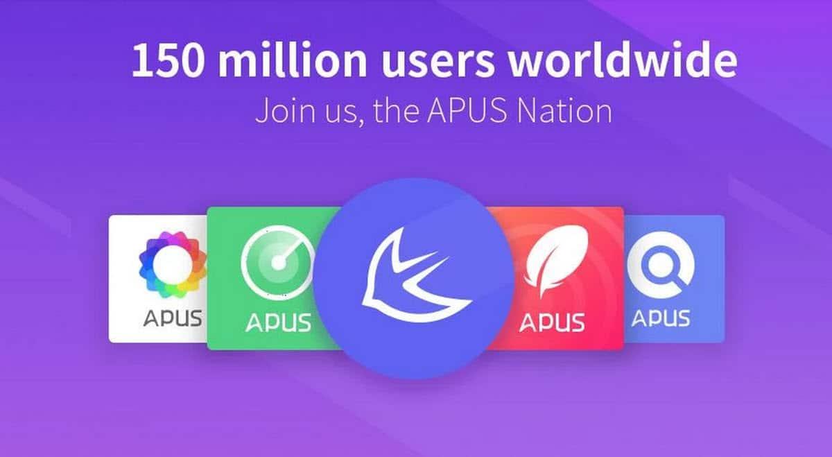 APUS Launcher 8