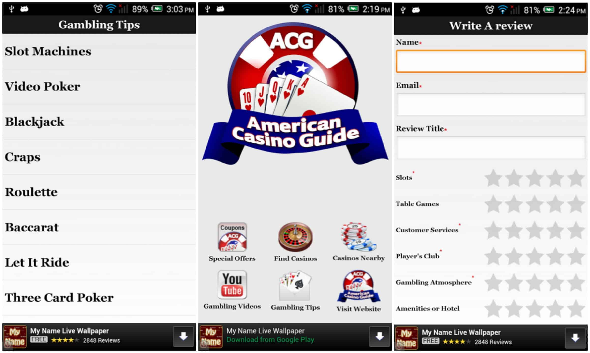 american casino guide coupon list 2019