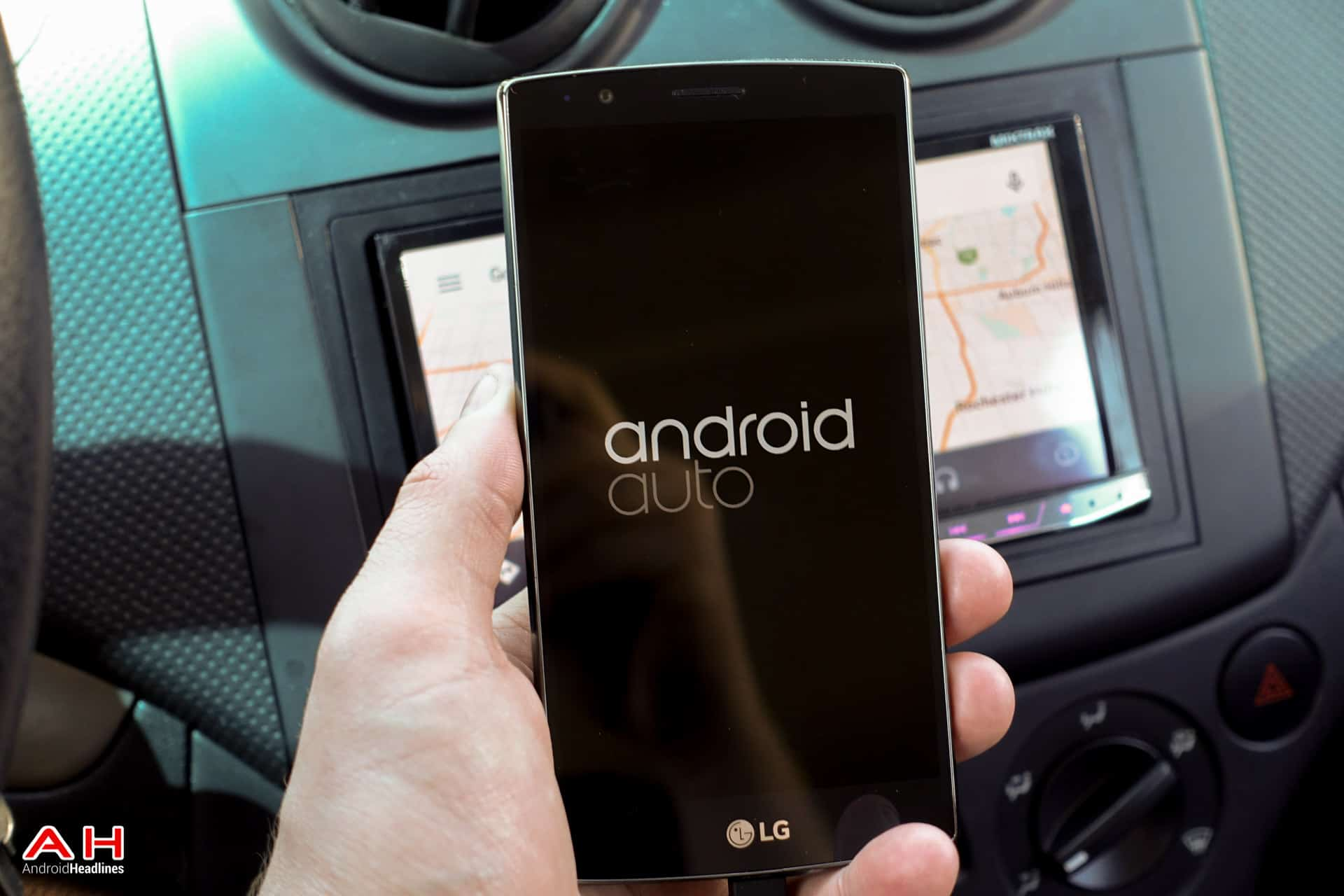 Android Auto AH 1