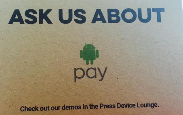 Android pay io
