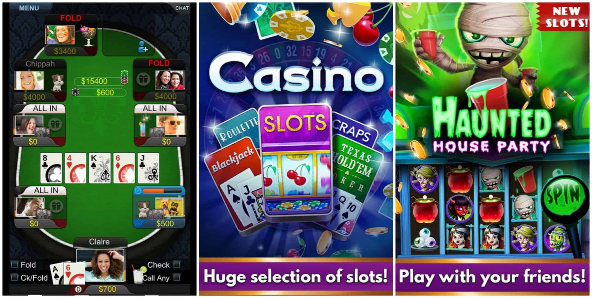 Featured top 10 casino apps for android drippler apps for Big fish casino free slots