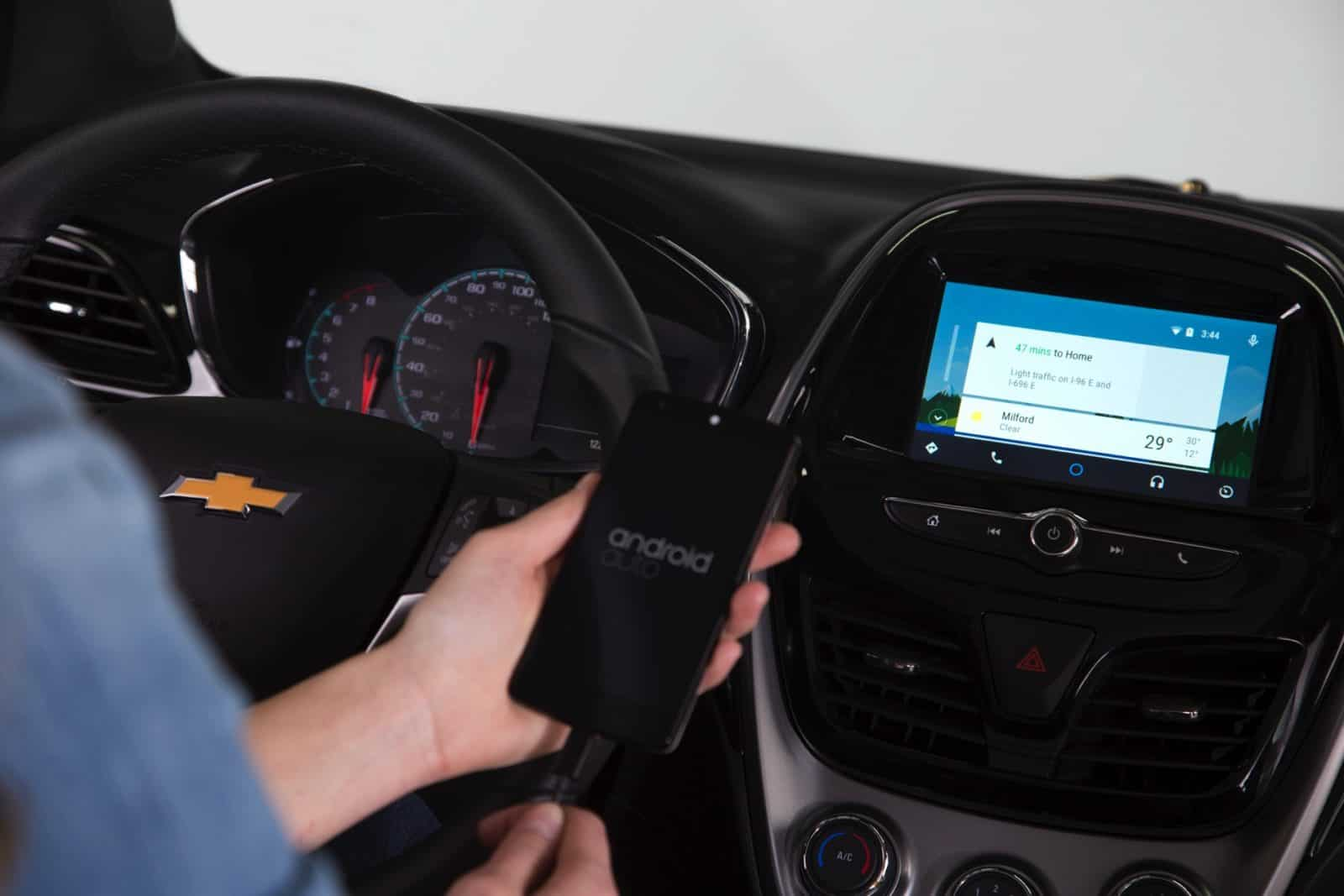 Chevy Android Auto 2016 01