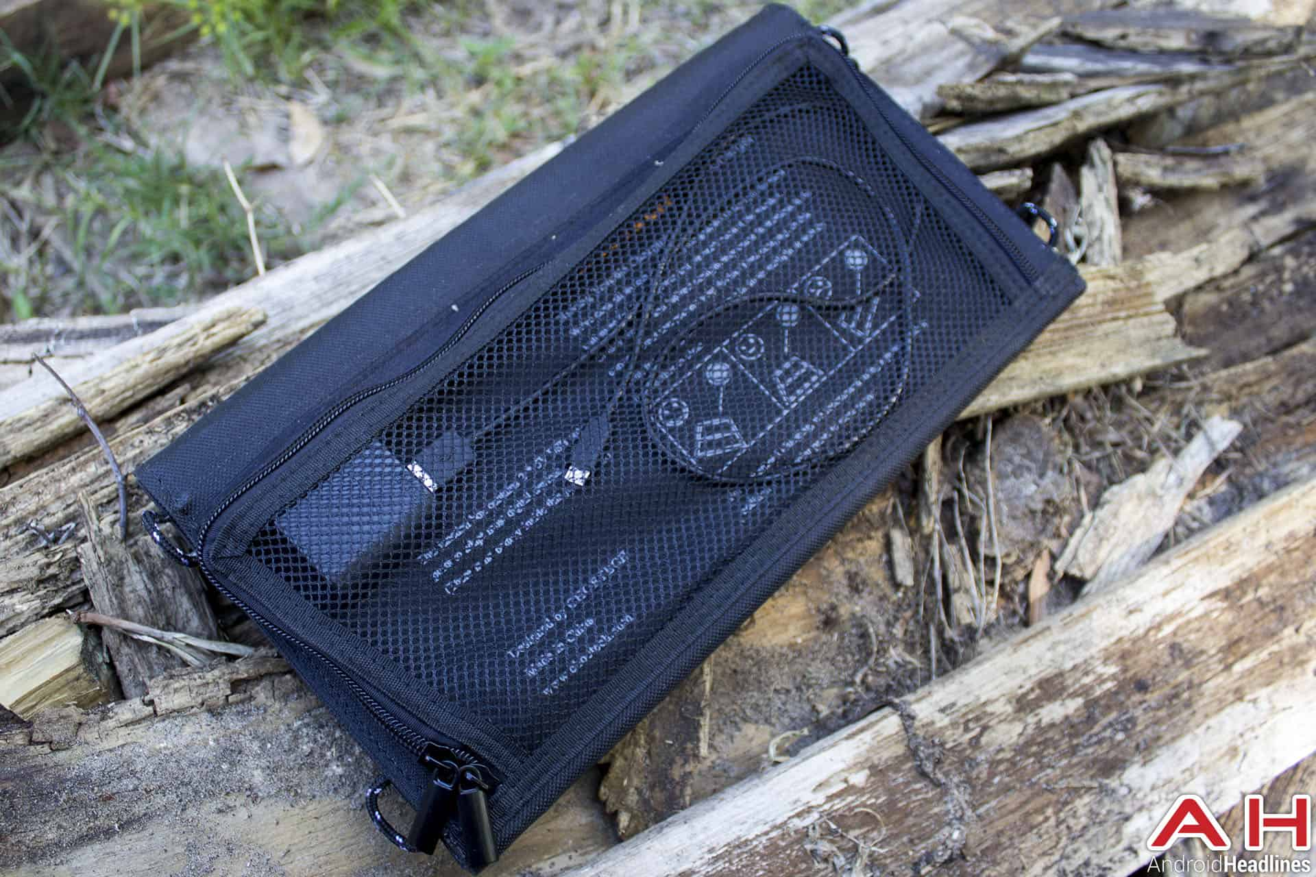 Choetech Solar Charger 02