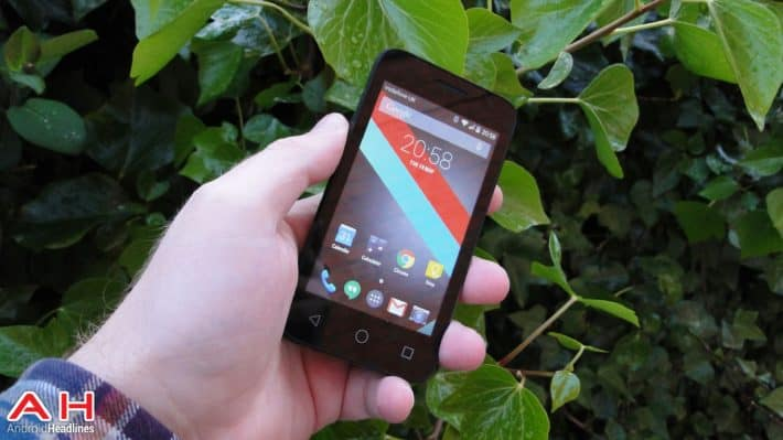 Featured Review: Vodafone Smart first 6