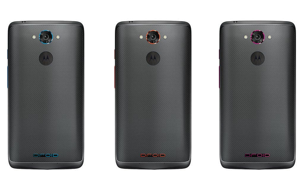 Droid Turbo New Colours